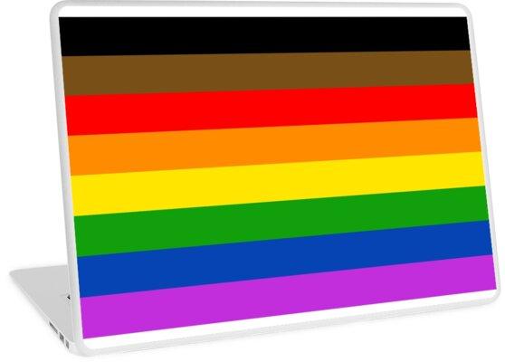 Inklusive Stolz Flagge von roscelia