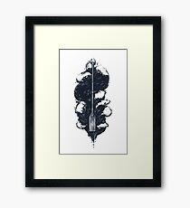 OAR Framed Print