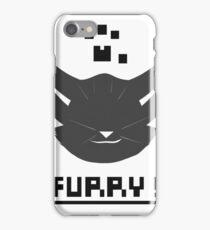 Furry! iPhone Case/Skin
