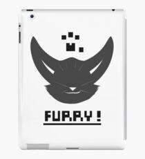 Furry! iPad Case/Skin