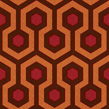 Overlook Carpet by GrimbyBECK