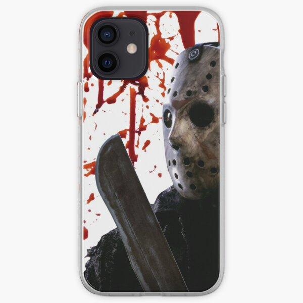 Jason Voorhees Case iPhone Soft Case