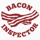 Bacon Inspector by DetourShirts