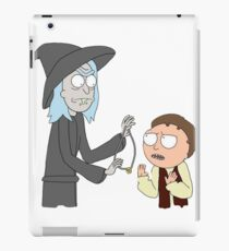 Lord of the Mortys iPad Case/Skin