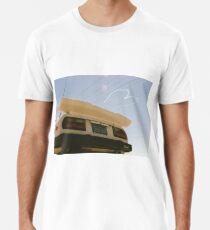 Camiseta premium Whale Tail