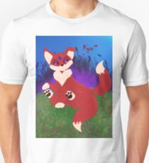 Fluff of Darkness (Full Color) Unisex T-Shirt