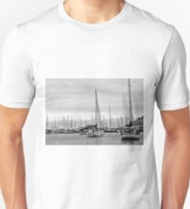 Harbor Anchoring Unisex T-Shirt