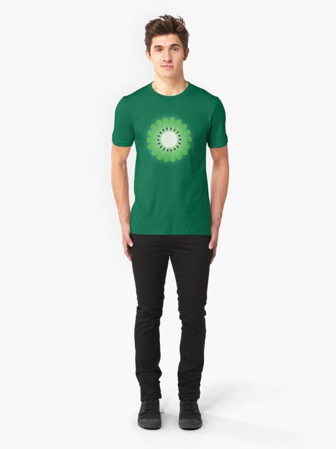 Alternate view of Kiwifruit Slim Fit T-Shirt