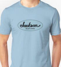 Jackson Black Blue  Unisex T-Shirt