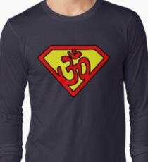 Super Om Symbol Long Sleeve T-Shirt