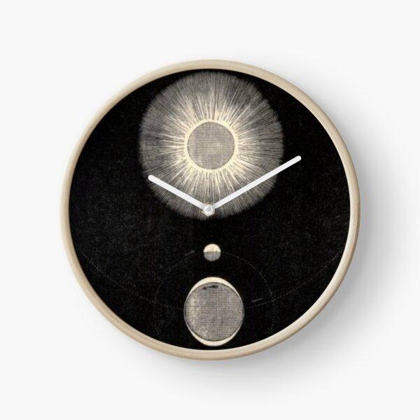 Sun Moon And Tides Clock