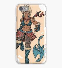 Dragon Girl iPhone Case/Skin