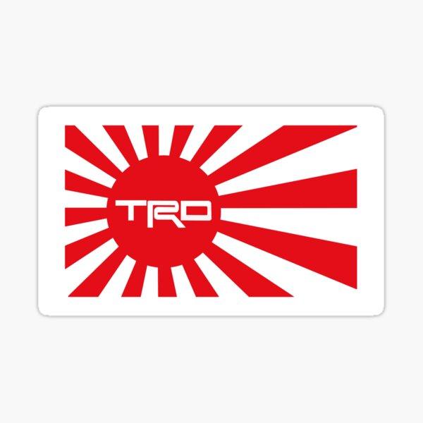 JDM-RISING-SUN-NISSAN-TRD Sticker