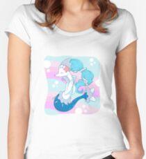 Primarina Women's Fitted Scoop T-Shirt