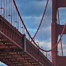 Golden Gate Bridge by Stuart Green