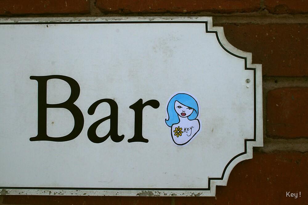Bar girls by Key !