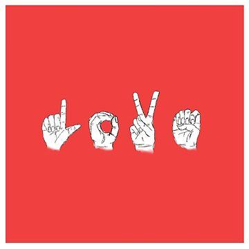 Love ASL by nelliesdad