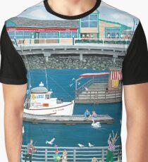 Steveston Landing Graphic T-Shirt