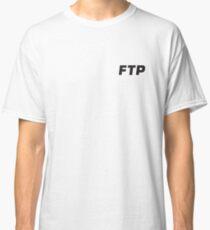 FTP LOGO Shirt Sticker Classic T-Shirt