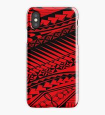 Mix Polynesian Designs iPhone Case/Skin