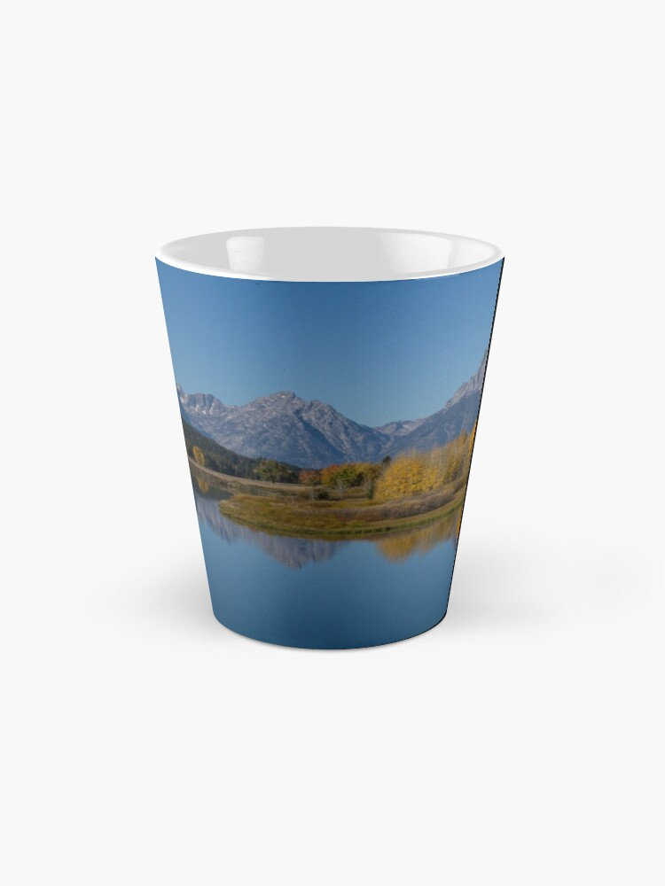Alternate view of A lovely place for a photograph Mug