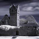 Castle Infrared by Mark Andrew Turner