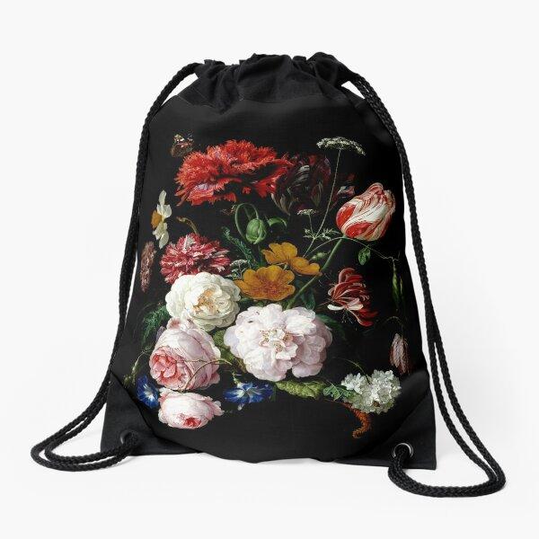 de heem Drawstring Bag