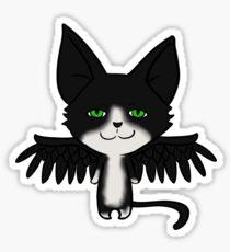 Tuxedo angel Sticker