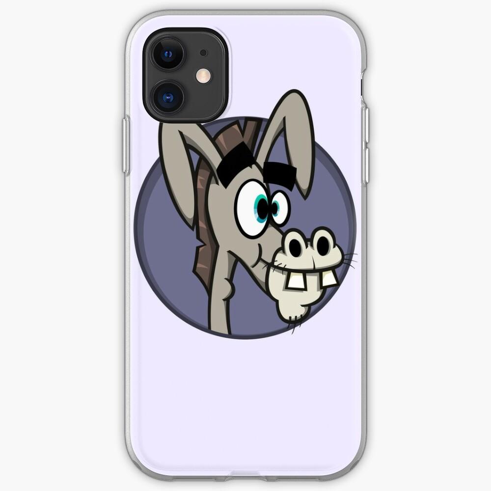 Great Swirly Gumdrop Tentacle iPhone 11 case
