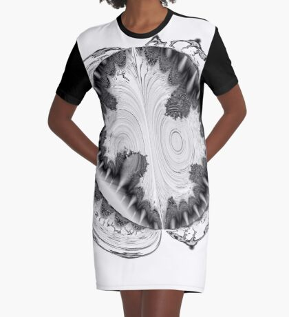 Amoeba 14 Graphic T-Shirt Dress