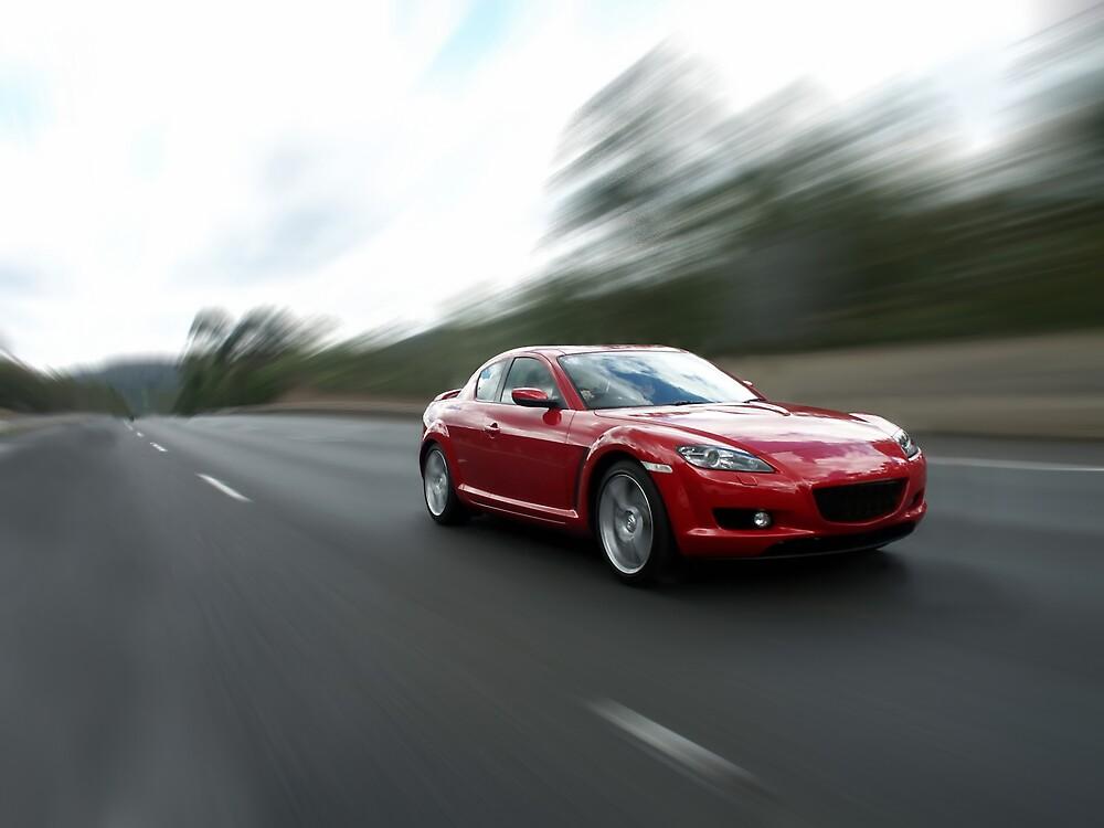 Mazda RX8 by Edward Hor