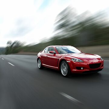 Mazda RX8 by ehor