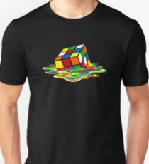 rub cube meltdown Unisex T-Shirt