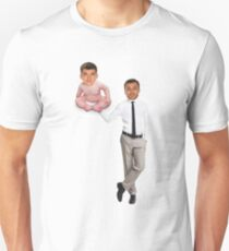 Larry Nance Jr. And Ivica Zubac Dad And Son T-Shirt