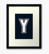 yankee Framed Print