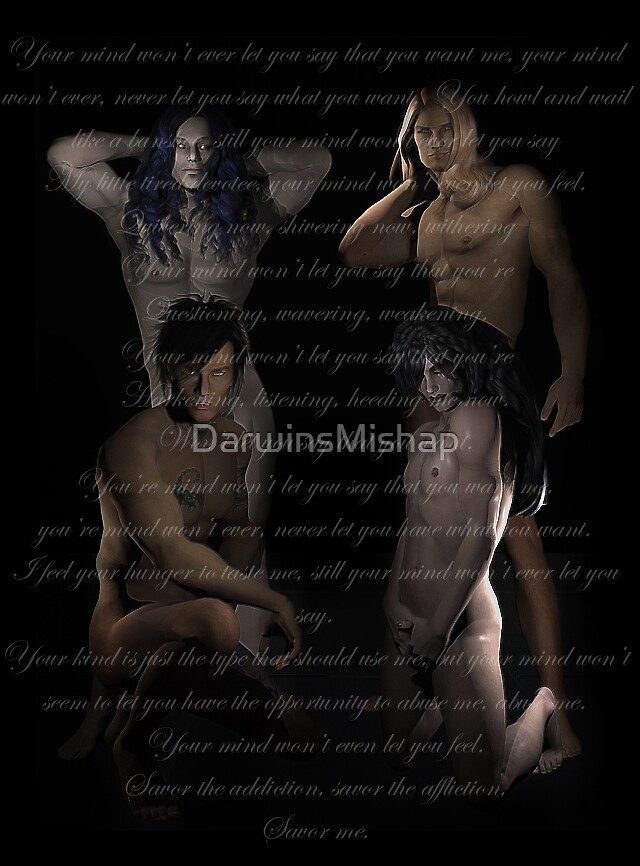 Want 1  by DarwinsMishap