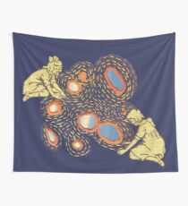 Summer Stitches Wall Tapestry