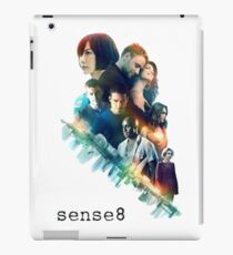 sense8 tv show iPad Case/Skin