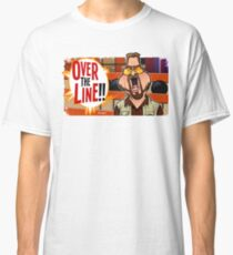 Over the Line Classic T-Shirt