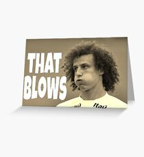 That Blows Greeting Card