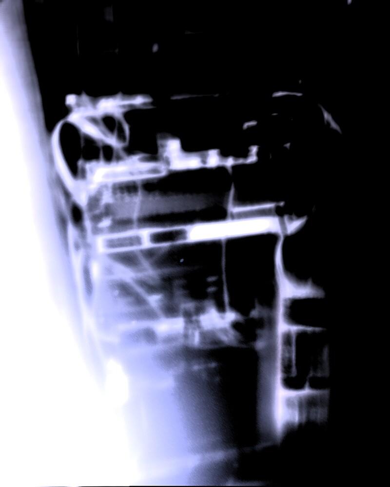 Neon Criminal by Robert Burton