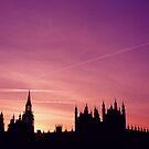 Big Ben skyline by bouche