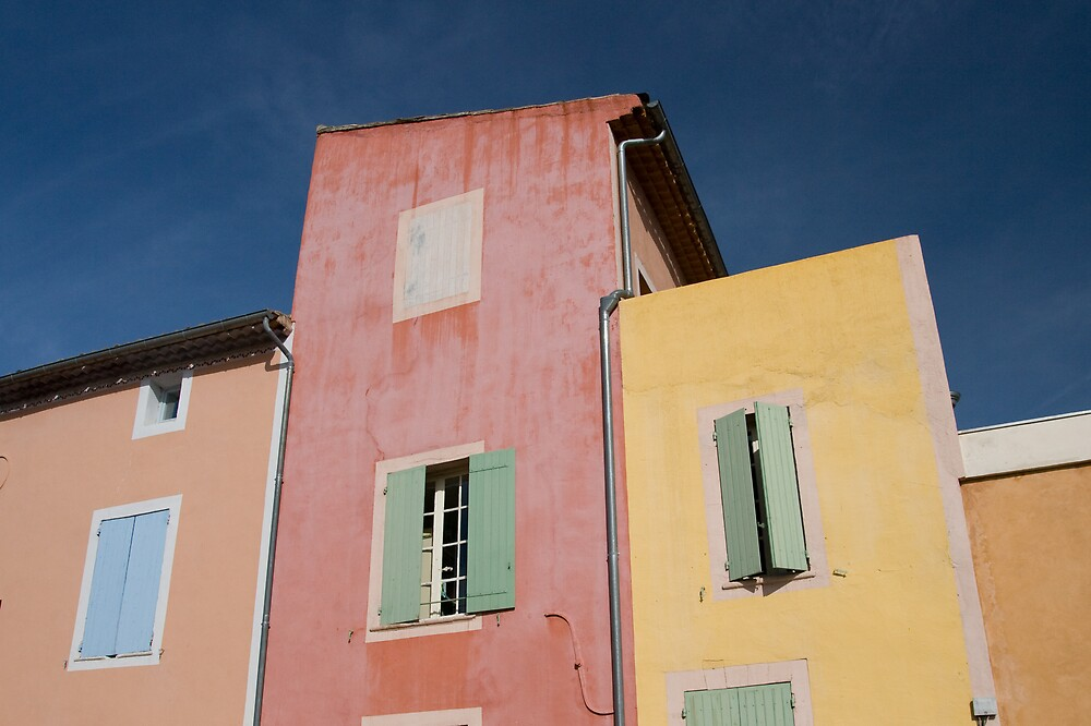 Colours of Roussillon by Chris Putnam