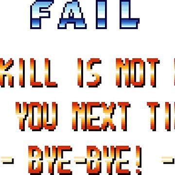 You Fail It! by MrJansen