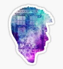 Doctor Who tenth doctor- David Tennant Sticker