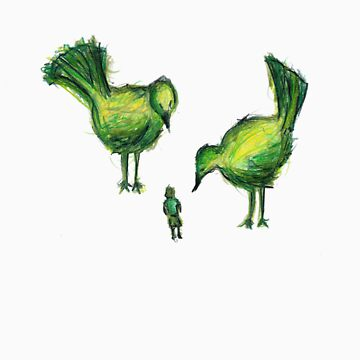 Big birds by superam23