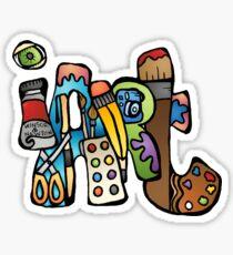 Art Sticker