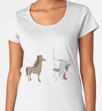You and me Unicorn Women's Premium T-Shirt