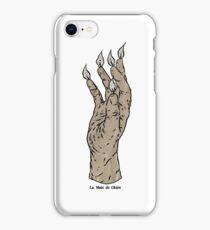 La Main de Gloire iPhone Case/Skin