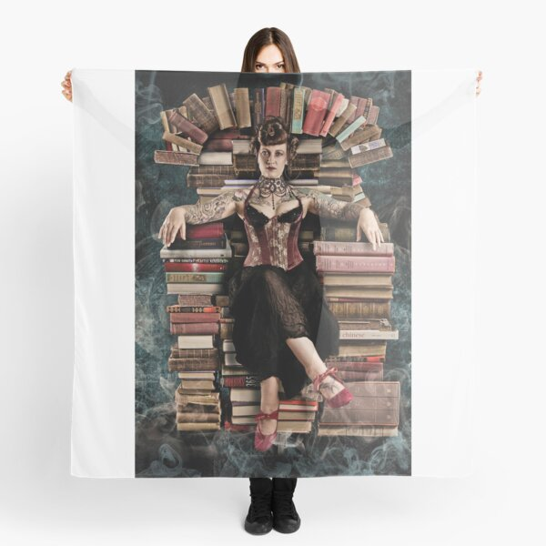 the Empress of Thrones  Scarf